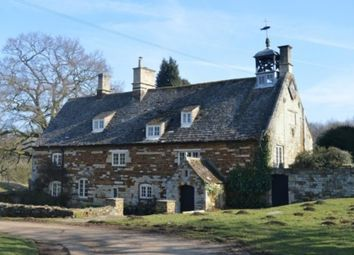 Thumbnail 5 bed cottage to rent in Croxton Kerrial, Grantham