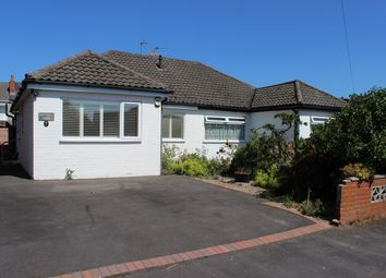 Thumbnail 2 bed semi-detached bungalow for sale in The Chestnuts, Coppull, Chorley