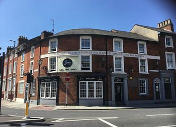 Thumbnail Restaurant/cafe for sale in 46-48, Tavistock Street, Bedford