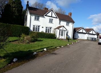 Thumbnail 4 bed detached house to rent in Cloweswood Lane, Earlswood, Solihull