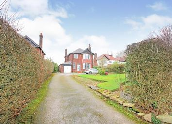 Thumbnail 3 bed detached house for sale in Butley Lanes, Prestbury, Macclesfield, Cheshire