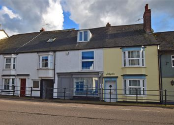 Thumbnail 3 bed terraced house for sale in High Street, Honiton, Devon