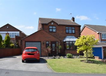 Thumbnail 3 bed detached house for sale in Cambrian Way, Swadlincote