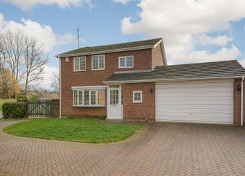 Thumbnail 3 bed detached house for sale in Gable Close, Daventry