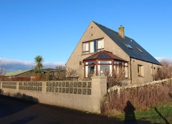 Thumbnail 3 bed detached house for sale in Cairston Drive, Stromness, Orkney