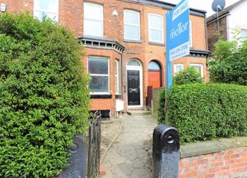 Thumbnail 4 bed flat for sale in Buckhurst Road, Levenshulme, Manchester