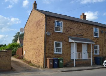 Thumbnail 3 bedroom end terrace house to rent in Huntingdon Road, Chatteris