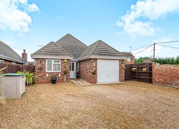 Thumbnail 4 bed bungalow for sale in Church Road, Emneth, Wisbech