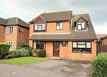 Thumbnail 4 bed detached house for sale in Douglas Road, Northampton