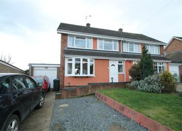Thumbnail 4 bed semi-detached house for sale in Pendleton Road, Ipswich, Suffolk