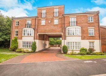 Thumbnail 2 bed flat for sale in Dorchester Avenue, Walton-Le-Dale, Preston, Lancashire