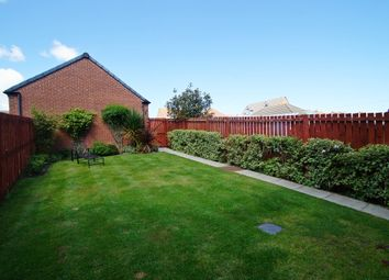 Thumbnail 4 bed semi-detached house for sale in Hutton Way, Framwellgate Moor, Durham
