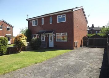 Thumbnail 2 bed semi-detached house for sale in The Parklands, Heaton Norris, Stockport, Greater Manchester
