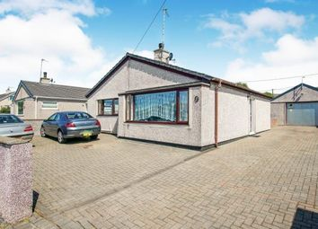 Thumbnail 2 bed bungalow for sale in Maes Gwynfa, Bodedern, Holyhead, Sir Ynys Mon