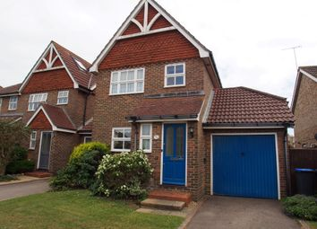 Thumbnail 3 bedroom link-detached house to rent in Elm Grove, Lancing