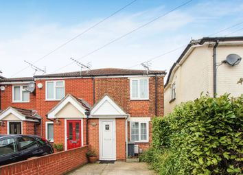 Thumbnail 2 bedroom end terrace house for sale in Edward Road, Southampton