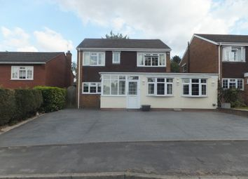 Thumbnail 4 bed property to rent in Glebe Fields, Curdworth, Sutton Coldfield