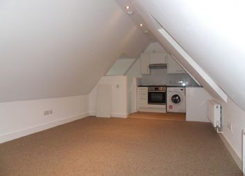 Thumbnail Studio to rent in Stone Hall Road, London