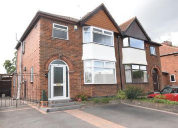 Thumbnail 3 bedroom semi-detached house for sale in Elvaston Lane, Alvaston, Derby