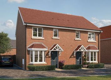"Thumbnail 2 bed property for sale in ""The Elmswell"" at Buckingham Road, Steeple Claydon, Buckingham"