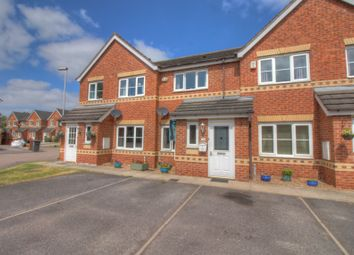 Thumbnail 2 bed terraced house for sale in Parsley Mews, Methley, Leeds