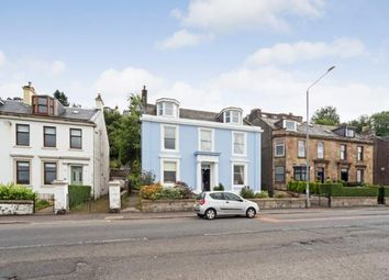 Thumbnail 2 bed flat for sale in Ashton Road, Gourock, Inverclyde
