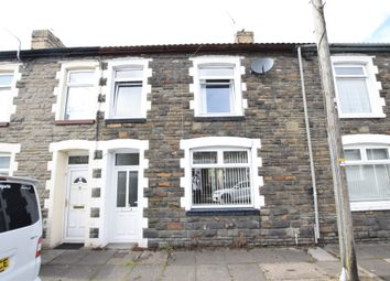 Thumbnail 3 bed terraced house for sale in Hanbury Street, Glan Y Nant, Blackwood