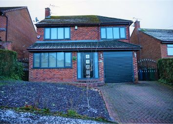 Thumbnail 4 bed detached house for sale in Shaw Moor Avenue, Stalybridge