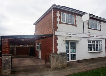 Thumbnail 3 bed semi-detached house for sale in Greenway, Crewe