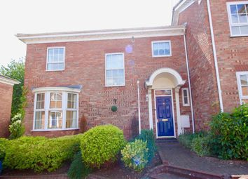 Thumbnail 3 bed town house to rent in Brookfield Court, Stone, Staffordshire