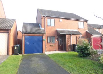 Thumbnail 2 bed semi-detached house for sale in Nelson Court, Shifnal