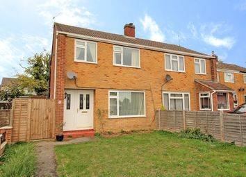 Thumbnail 3 bed semi-detached house for sale in Hall Road, Alton, Hampshire