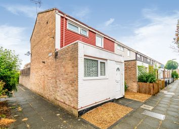 Thumbnail 2 bedroom end terrace house for sale in Lower Brownhill Road, Lordshill, Southampton