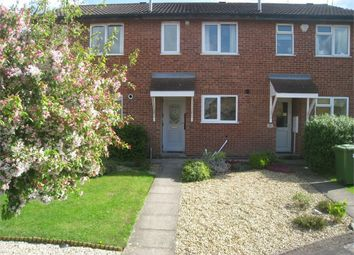 Thumbnail 2 bed terraced house to rent in Richardson Close, Broughton Astley, Leicester