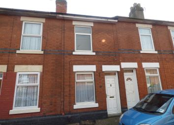 Thumbnail 2 bed property for sale in Olive Street, Derby