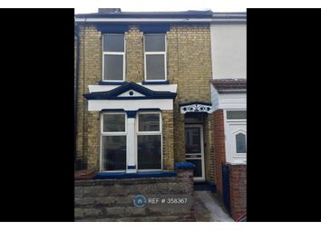 Thumbnail 3 bed terraced house to rent in Shakespeare Road, Gillingham