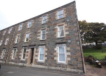 Thumbnail Flat for sale in 23 Mount Pleasant Road, Rothesay, Isle Of Bute