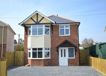 Thumbnail 4 bed detached house for sale in Compton Road, New Milton