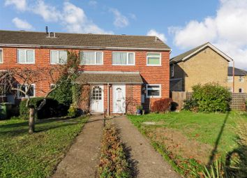 Thumbnail 2 bed terraced house for sale in Chequer Street, Fenstanton, Huntingdon