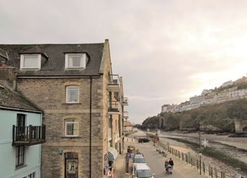 Thumbnail 2 bed flat to rent in The Quay, East Looe, Looe
