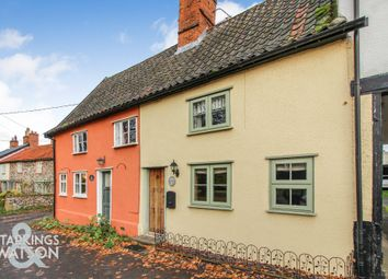 Thumbnail 2 bed cottage to rent in The Green, Palgrave, Diss