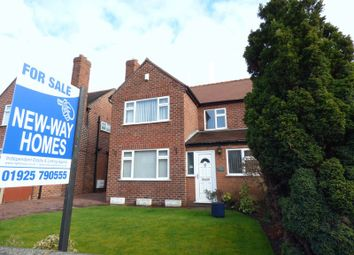 Thumbnail 3 bed semi-detached house for sale in Maple Crescent, Penketh, Warrington