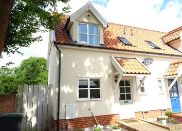 Thumbnail 2 bedroom end terrace house for sale in Hawks Mill Street, Needham Market, Ipswich