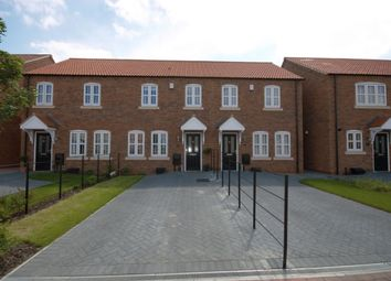 Thumbnail 3 bed terraced house for sale in Pitsford Close, Waddington, Lincoln