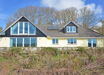 Greenwith Road, Perranwell Station, Truro TR3. 3 bed detached house for sale