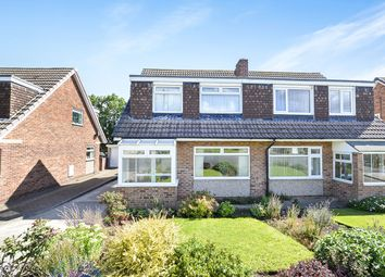 Thumbnail 3 bed semi-detached house for sale in Mickleby Drive, Whitby