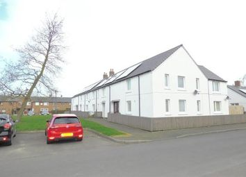 Thumbnail 2 bed flat for sale in The Square, Longtown, Carlisle