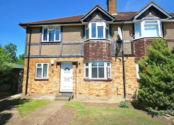 Thumbnail 2 bed maisonette for sale in West Close, Cockfosters, Barnet