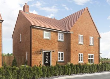 "Thumbnail 2 bed semi-detached house for sale in ""Tilford"" at Appleton Drive, Basingstoke"