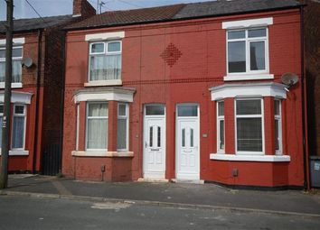 Thumbnail 2 bed semi-detached house to rent in Brentwood Street, Wallasey, Wirral